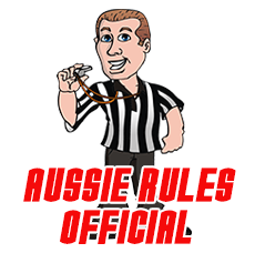 Aussie Rules rules of the game