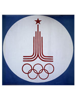 Moscow Olympics 1980