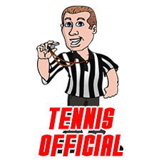 Tennis rules of the game